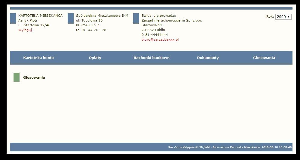 MAESTRO Nieruchomości - Księgowość wspólnot mieszkaniowych - Oprogramowanie dla wspólnot mieszkaniowych